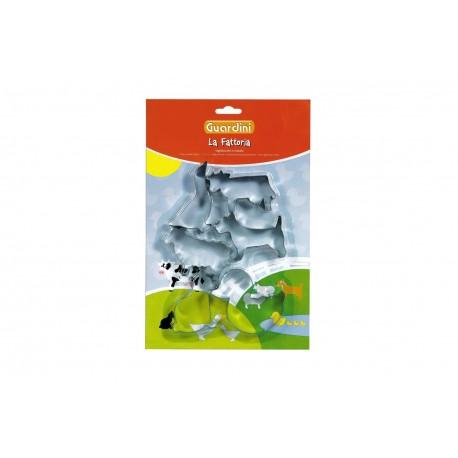 Wykrojniki 15641 Farma